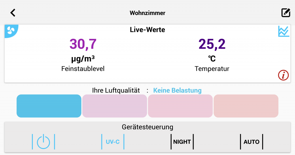 Soehnle Connect App - Fernbedienung