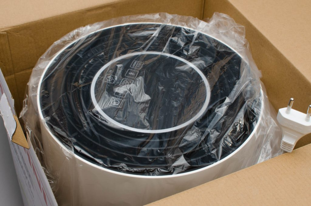 Soehnle Airfresh Clean Connect 500 - Verpackungsinhalt