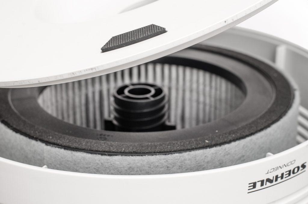 Soehnle Airfresh Clean Connect 500 - Filterwechsel