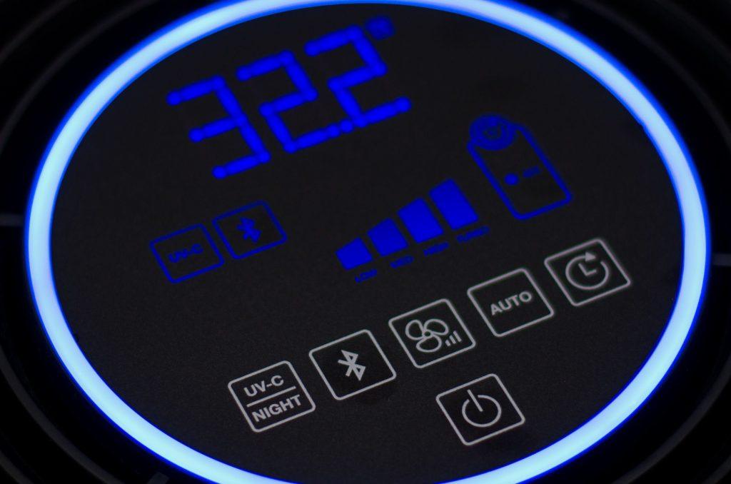 Soehnle Airfresh Clean Connect 500 - Leistungsstufen