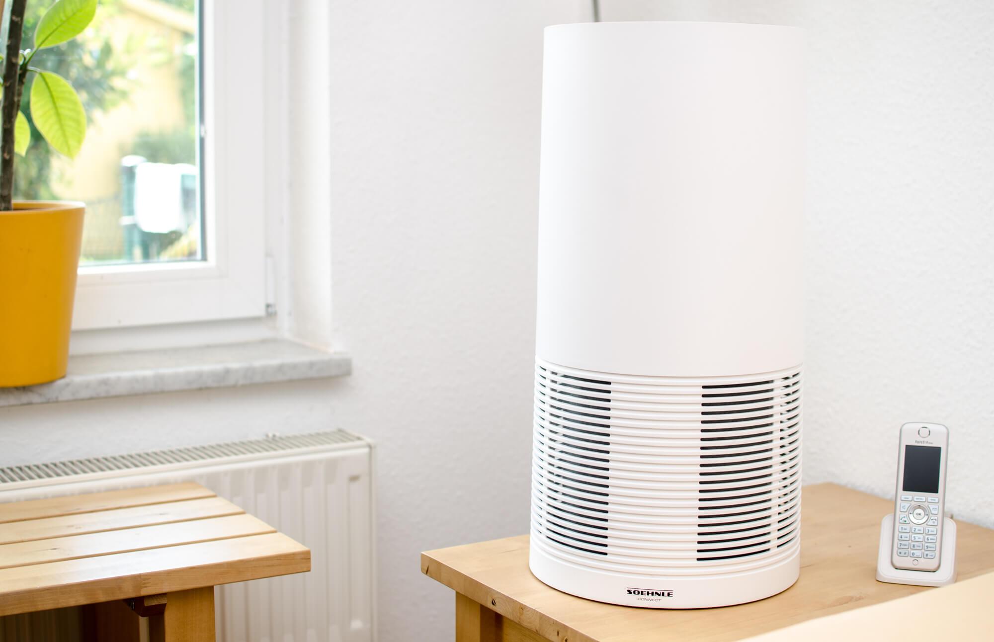 Soehnle Airfresh Clean Connect 500