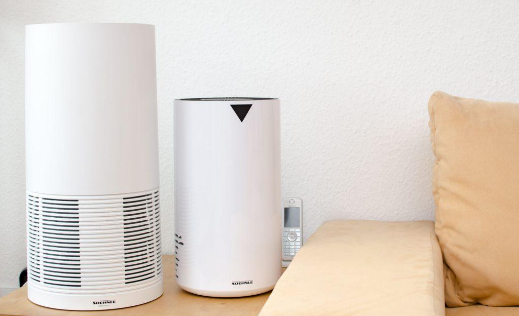 Vergleich Airfresh Clean 300 vs. Airfresh Clean Connect 500